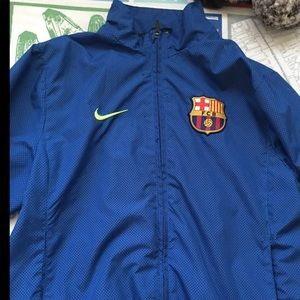Nike Barcelona sweater